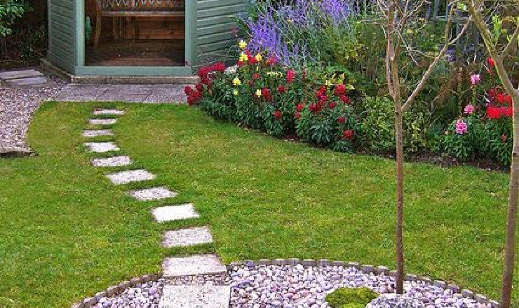 Είστε do it yourself δεξιοτέχνες; Ιδού καρέ- καρέ πώς να φτιάξετε απίθανο το δρομάκι του κήπου σας  - Κυρίως Φωτογραφία - Gallery - Video