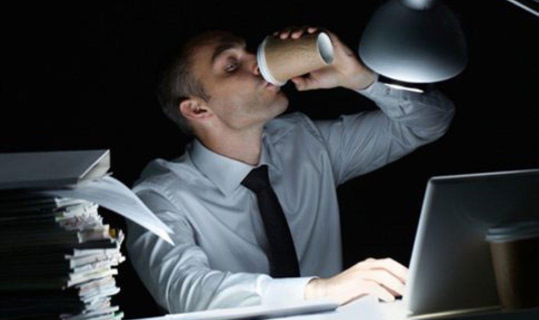 Άντρες, δουλεύετε νύχτα; Κινδυνεύετε με καρκίνο του προστάτη! - Κυρίως Φωτογραφία - Gallery - Video