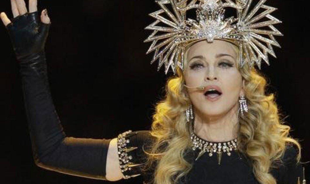 Δείτε το βίντεο με τη θεαματική πτώση της Μαντόνα κατά τη διάρκεια της συναυλίας! - Κυρίως Φωτογραφία - Gallery - Video