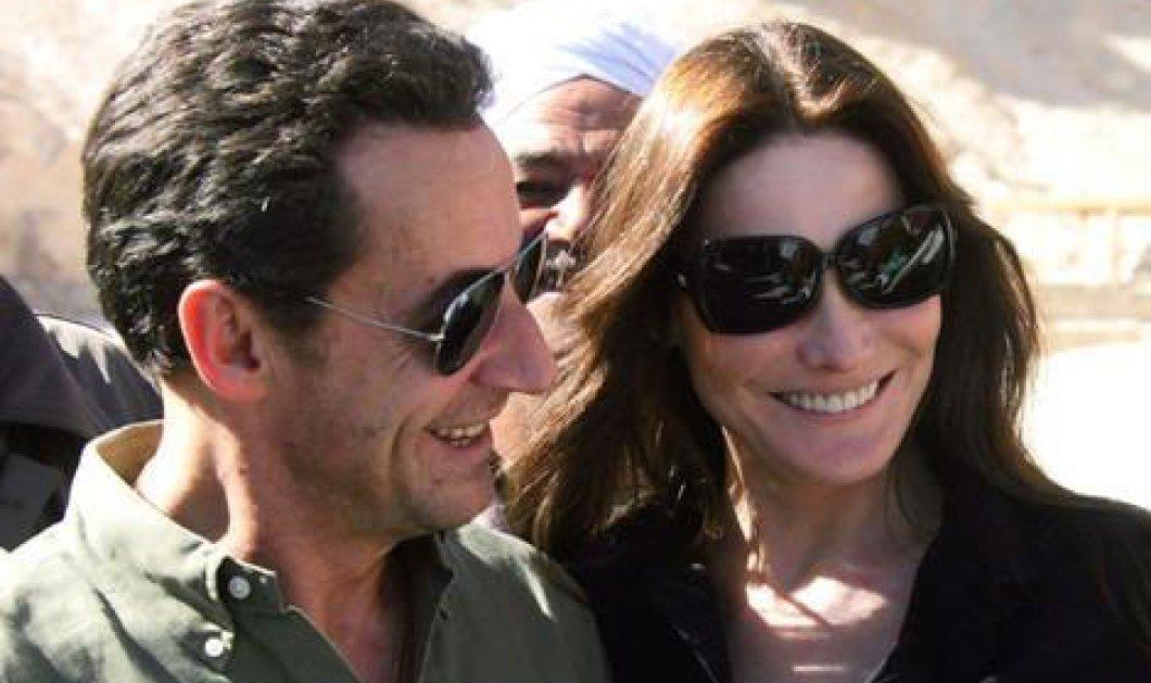 Γαλλία: 'Απίθανη' κρίνει μια επιστροφή του συζύγου της στην πολιτική, η Κάρλα Μπρούνι-Σαρκοζί - Κυρίως Φωτογραφία - Gallery - Video