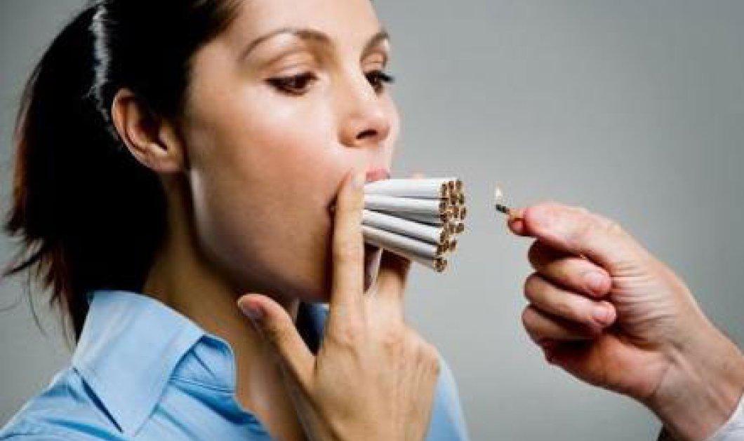 Κόψτε το τσιγάρο και χαρίστε δέκα χρόνια ζωής στον εαυτό σας! - Κυρίως Φωτογραφία - Gallery - Video