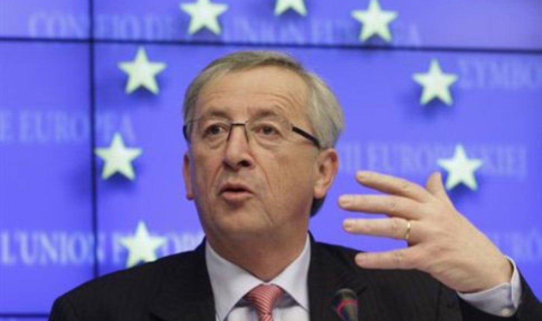 Γιούνκερ: Στις 12 Νοεμβρίου οι τελικές αποφάσεις για την Ελλάδα - Κυρίως Φωτογραφία - Gallery - Video