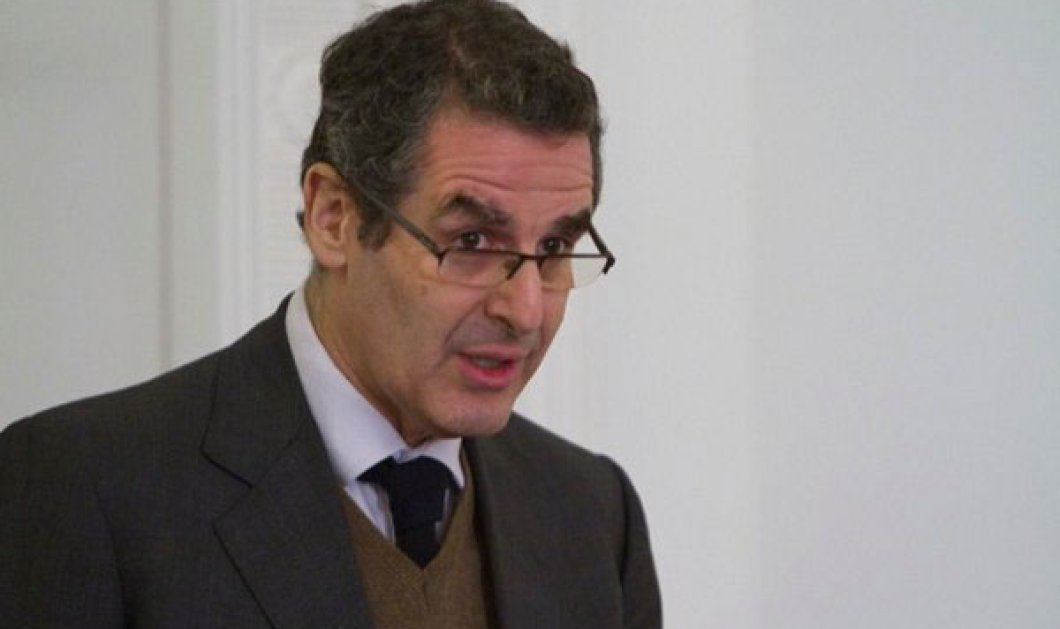 O διάσημος ιστορικός Μark Mazower, ειδικός για την Ελλάδα σε μία μοναδική διάλεξη στο DEREE - Κυρίως Φωτογραφία - Gallery - Video