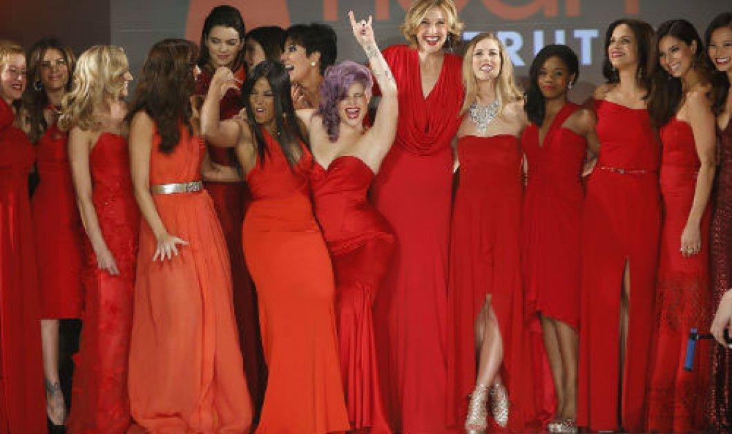 Η φωτογραφία της ημέρας: Μπουκέτο από κόκκινες κυρίες για καλό σκοπό ! - Κυρίως Φωτογραφία - Gallery - Video