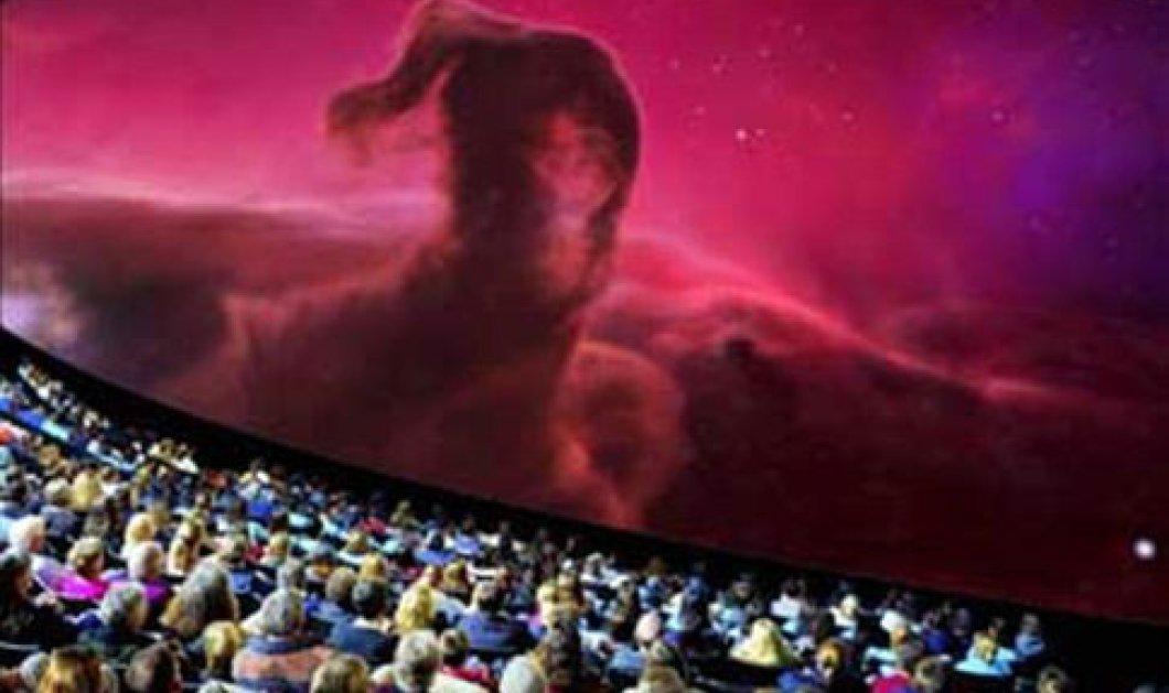 Θέλετε να κάνετε ένα φανταστικό ταξίδι στο 2260? Στο διάστημα? Πλανητάριο ίδρυμα Ευγενίδου για μικρούς και μεγάλους!  - Κυρίως Φωτογραφία - Gallery - Video