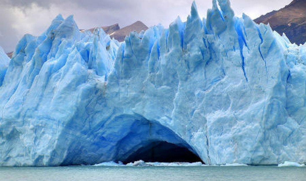 Πάμε Παταγωνία -Αργεντινή? ΝΑΙ! Να δούμε μια γέφυρα - παγετώνα να καταρρέει και το κοινό να χειροκροτεί -Ουάου σκηνή ( βίντεο) - Κυρίως Φωτογραφία - Gallery - Video