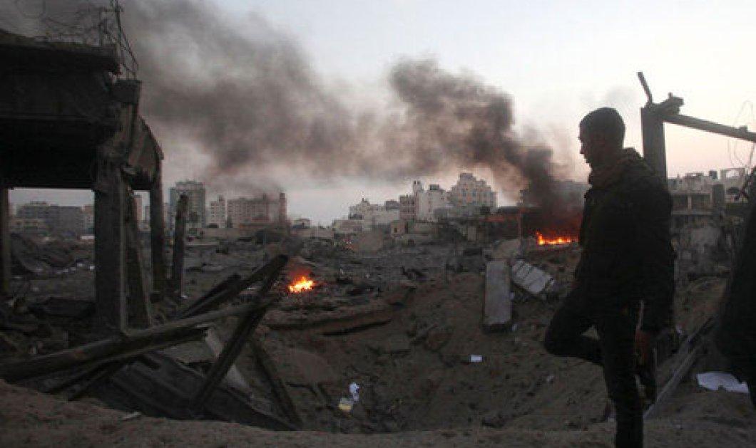 Ο πόλεμος στη Γάζα ξεκίνησε πρωί με 8 νεκρούς - Ένα 4χρονο παιδάκι και μια 20χρονη γυναίκα μεταξύ των θυμάτων - Κυρίως Φωτογραφία - Gallery - Video
