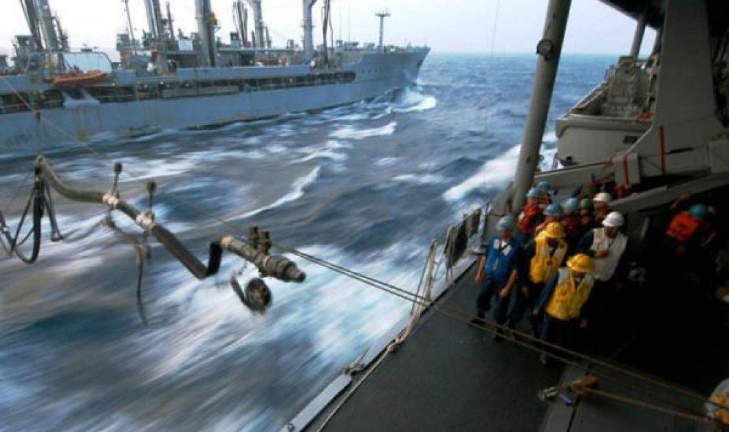 Αν αληθεύει λύσαμε το πρόβλημα: Καύσιμο σύντομα από θαλασσινό νερό - Κυρίως Φωτογραφία - Gallery - Video