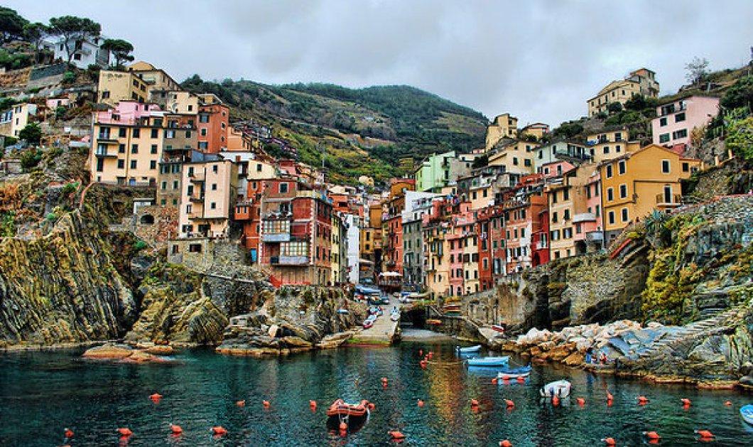 Riomaggiore: Tο... πολύχρωμο χωριό της Ιταλίας (φωτό)  - Κυρίως Φωτογραφία - Gallery - Video
