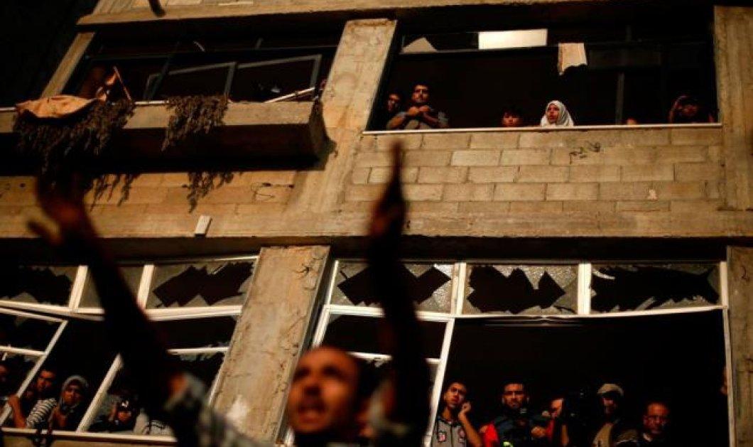 Πρέσβης Παλαιστίνης: Στόχος της ισραηλινής επίθεσης οι άμαχοι - Κυρίως Φωτογραφία - Gallery - Video