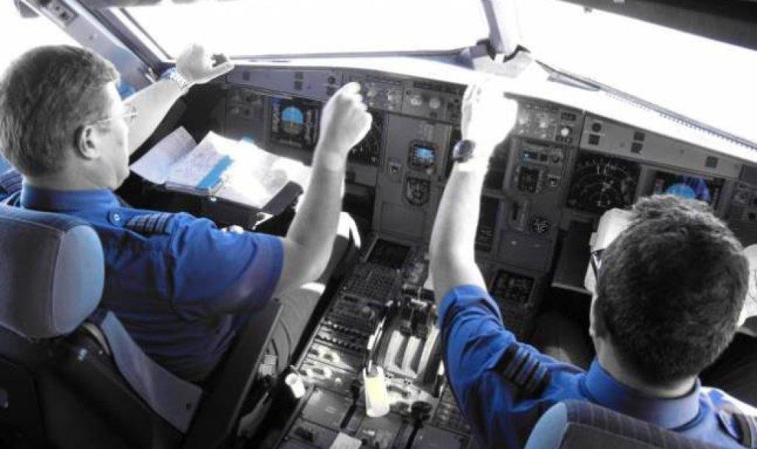 Μπρρρρ...: Ένας στους τρεις πιλότους κοιμάται την ώρα της πτήσης... - Κυρίως Φωτογραφία - Gallery - Video