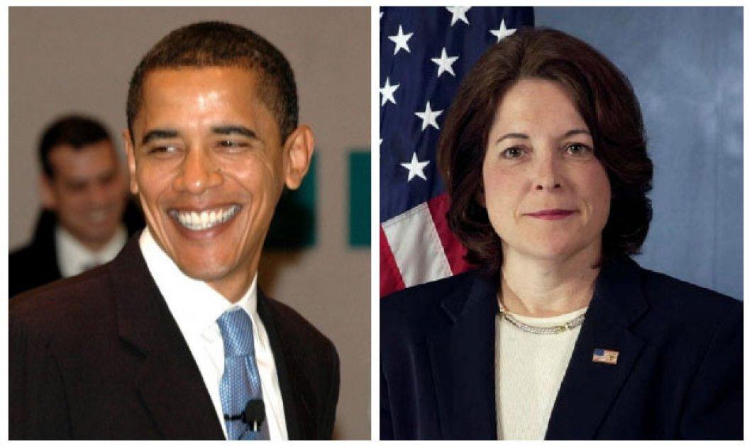 Μία γυναίκα επικεφαλής της προστασίας του Ομπάμα - Για πρώτη φορά στην ιστορία του Λευκού Οίκου - Κυρίως Φωτογραφία - Gallery - Video