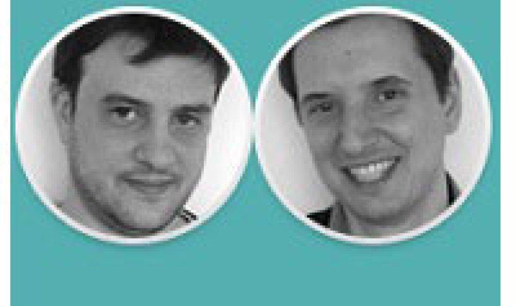 Ν. Μωραϊτάκης και Σπ. Μαγιάτης... ακτινογραφούν την ελληνική startup επιχειρηματικότητα - Μία συνέντευξη - must για όσους θέλουν να ονειρεύονται σε αυτή τη χώρα! - Κυρίως Φωτογραφία - Gallery - Video