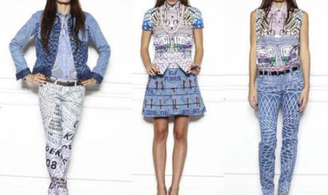H Βρετανική Vogue υποδέχεται την νέα συλλογή της Mary Katrantzou με πολλά κολακευτικά σχόλια (φωτό) - Κυρίως Φωτογραφία - Gallery - Video