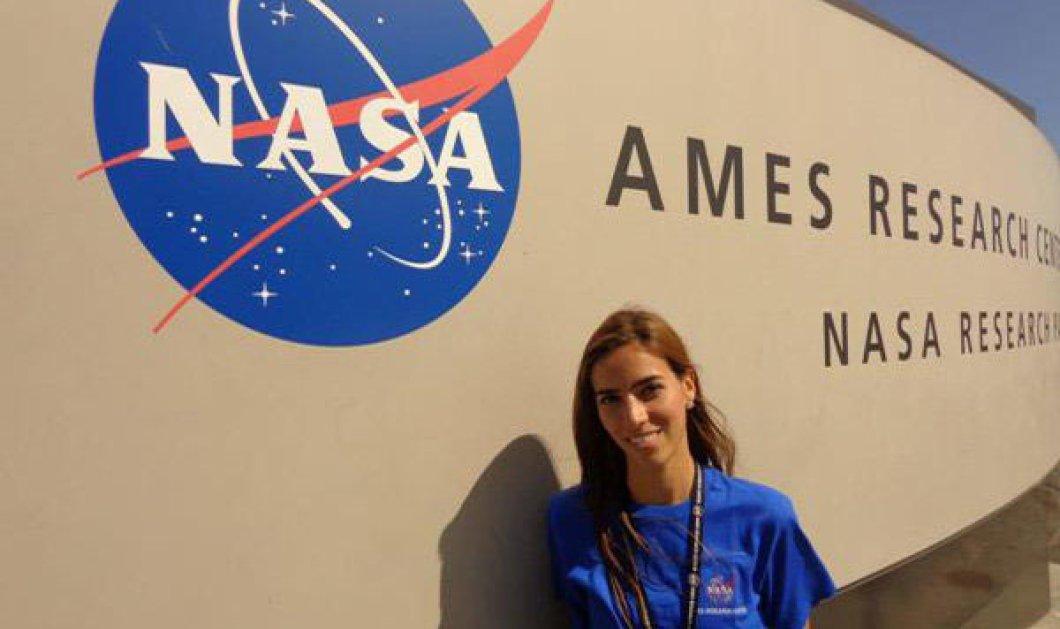 Περισσότερα νέα για  τη Θεσσαλονικιά που θα γίνει αστροναύτης - Την Τopwoman, Ελένη Αντωνιάδου που πρώτο το eirinika.gr ανακάλυψε όταν ανακηρύχθηκε Γυναίκα της χρονιάς στο Λονδίνο! (φωτό)    - Κυρίως Φωτογραφία - Gallery - Video