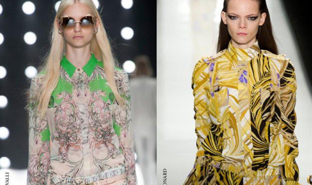 Φέτος την άνοιξη φορέστε έθνικ εμπριμέ πουκάμισα - Θηλυκά και στυλάτα! (φωτό) - Κυρίως Φωτογραφία - Gallery - Video