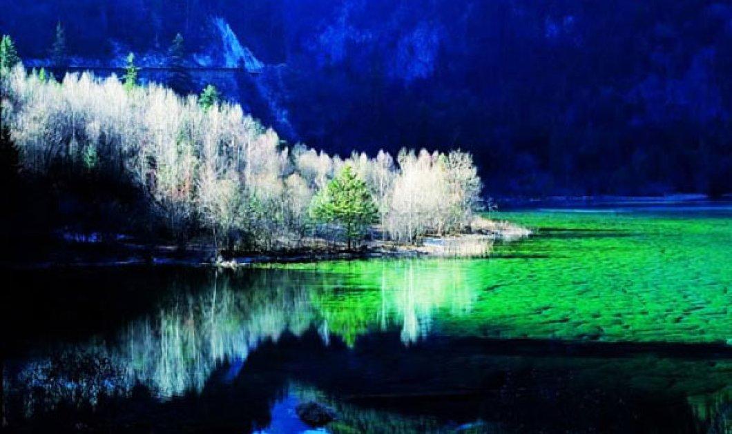 Η «Χώρα των Χρωμάτων» στον πλανήτη Γη! - Συναρπαστικό ταξίδι στην άγνωστη Κίνα (φωτό) - Κυρίως Φωτογραφία - Gallery - Video