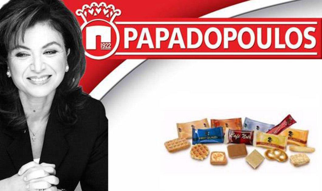 Η Κυρία «Μπισκότα Παπαδοπούλου»: «Δεν θα μετέφερα ποτέ την έδρα μας εκτός Ελλάδας» - Κυρίως Φωτογραφία - Gallery - Video