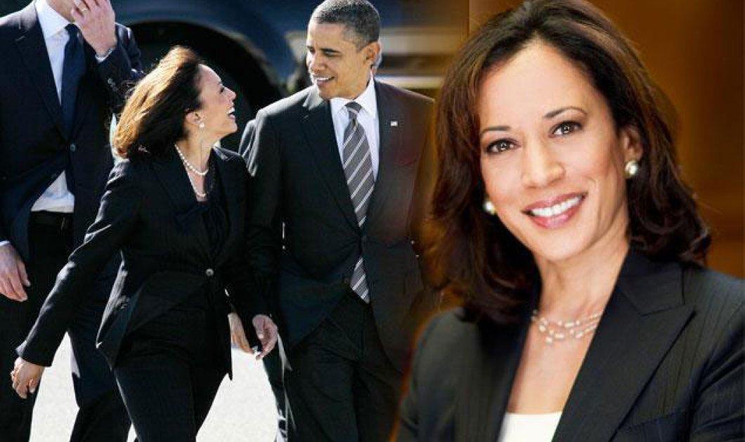 Κορίτσια υπερβολές: Για σεξιστικά σχόλια κατηγορείται ο Ομπάμα επειδή χαρακτήρισε την Καμάλα Χάρις ως την ωραιότερη εισαγγελέας την Αμερικής - Κυρίως Φωτογραφία - Gallery - Video