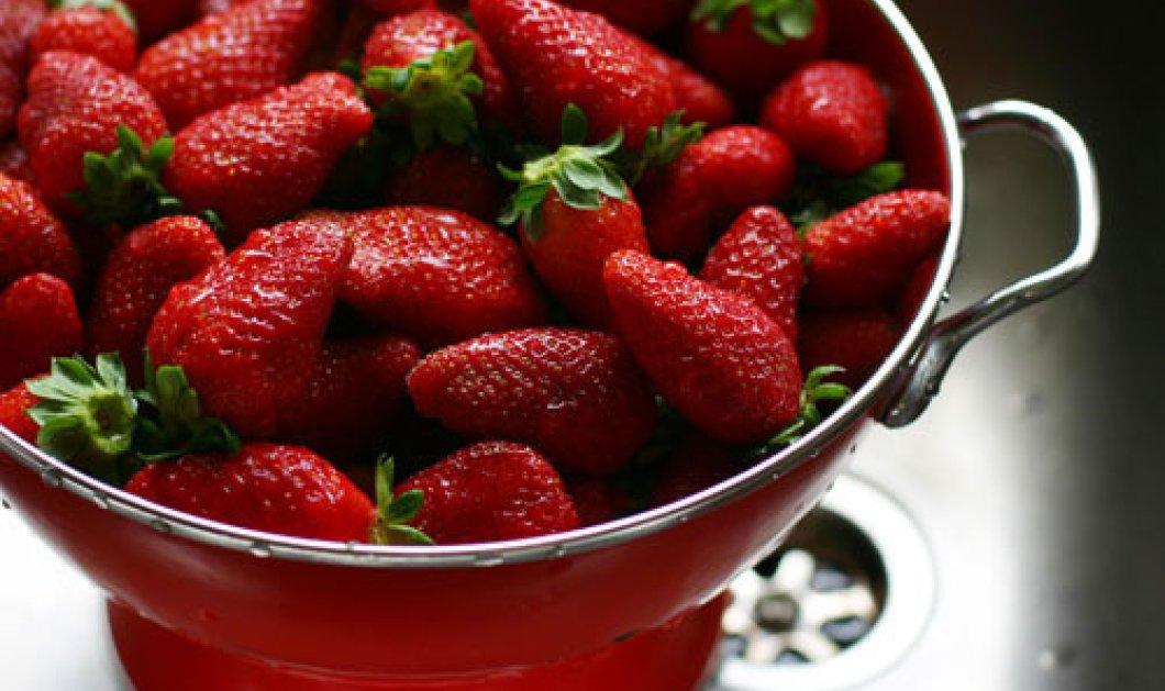 Φράουλα η κόκκινη, η αντιοξειδωτική, η ολιγοθερμιδική, η νόστιμη!  - Κυρίως Φωτογραφία - Gallery - Video