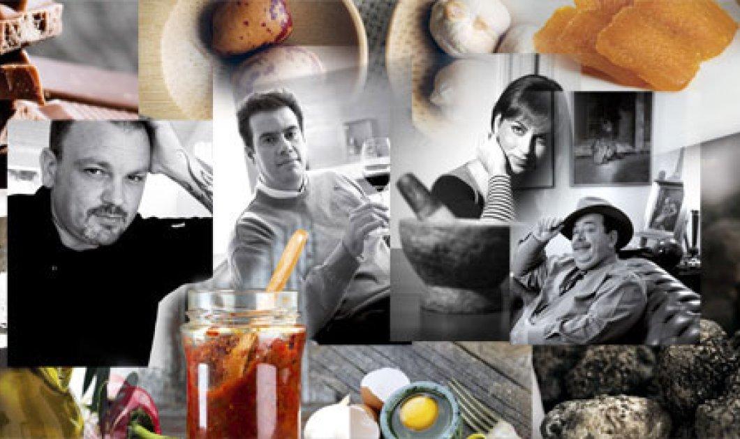 Ελλάδα Γιορτή Γεύσεις: Το πρώτο φεστιβάλ γευστικού πολιτισμού στο Γκάζι το σαββατοκύριακο! - Κυρίως Φωτογραφία - Gallery - Video