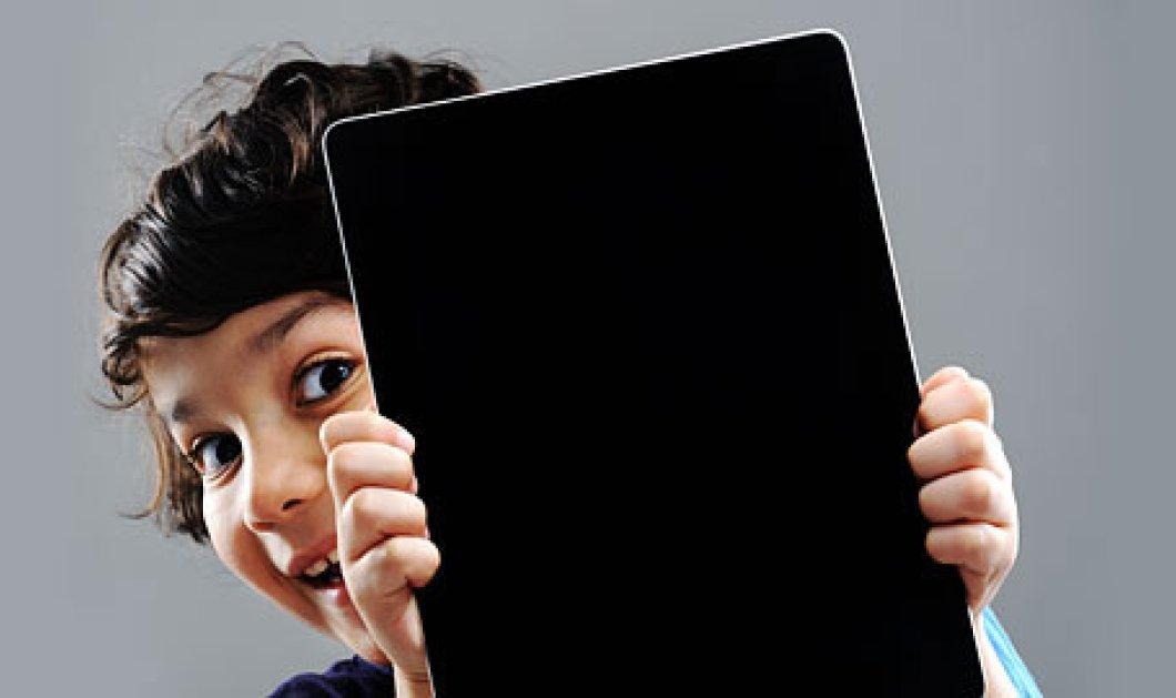 Πως επηρεάζει το tablet τον εγκέφαλο και την κοινωνικότητα των παιδιών μας αλλά και τι κάνει στους μεγάλους?  - Κυρίως Φωτογραφία - Gallery - Video