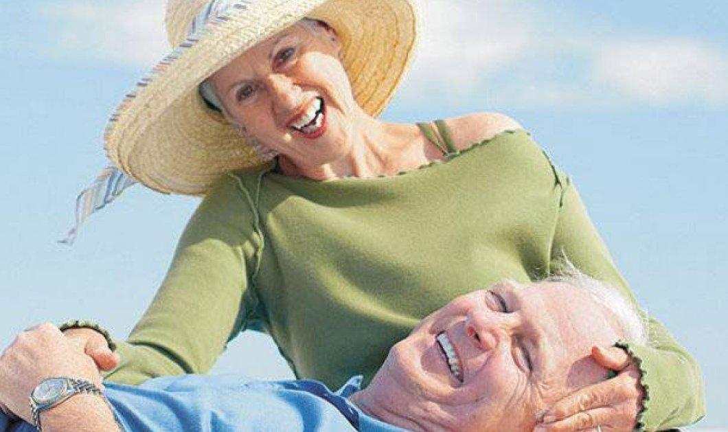 Το γήρας είναι ζήτημα… μυαλού - Αντιμετωπίστε τη ζωή θετικά και θα ζήσετε περισσότερο! - Κυρίως Φωτογραφία - Gallery - Video
