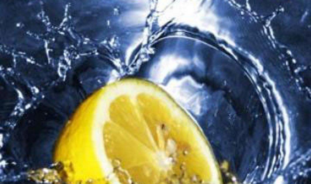Πόσο ωφέλιμο για την υγεία ειναι το νερό με το λεμόνι; - Κυρίως Φωτογραφία - Gallery - Video