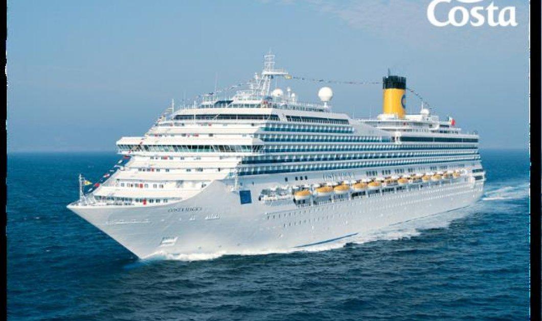 Λιμάνι αφετηρίας για δύο κρουαζιέρες της κάνει το Κατάκολο η Costa Crociere! - Κυρίως Φωτογραφία - Gallery - Video
