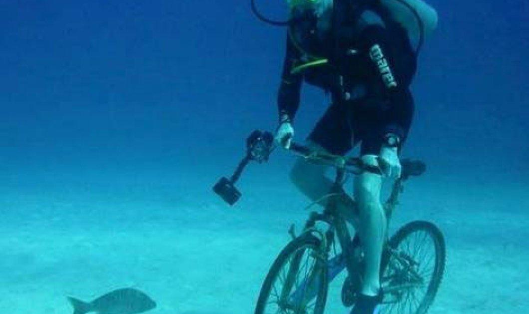 Οι ωραιότερες και πιο αστείες φωτογραφίες με ποδήλατα και ποδηλάτες στο διαδίκτυο - Κυρίως Φωτογραφία - Gallery - Video