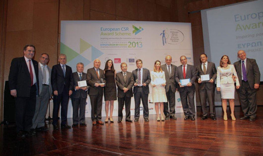 Ευρωπαίκό Βραβείο εταιρικής & κοινωνικής ευθύνης κέρδισε το «Όλοι μαζί μπορούμε» του ΣΚΑΪ - Κυρίως Φωτογραφία - Gallery - Video