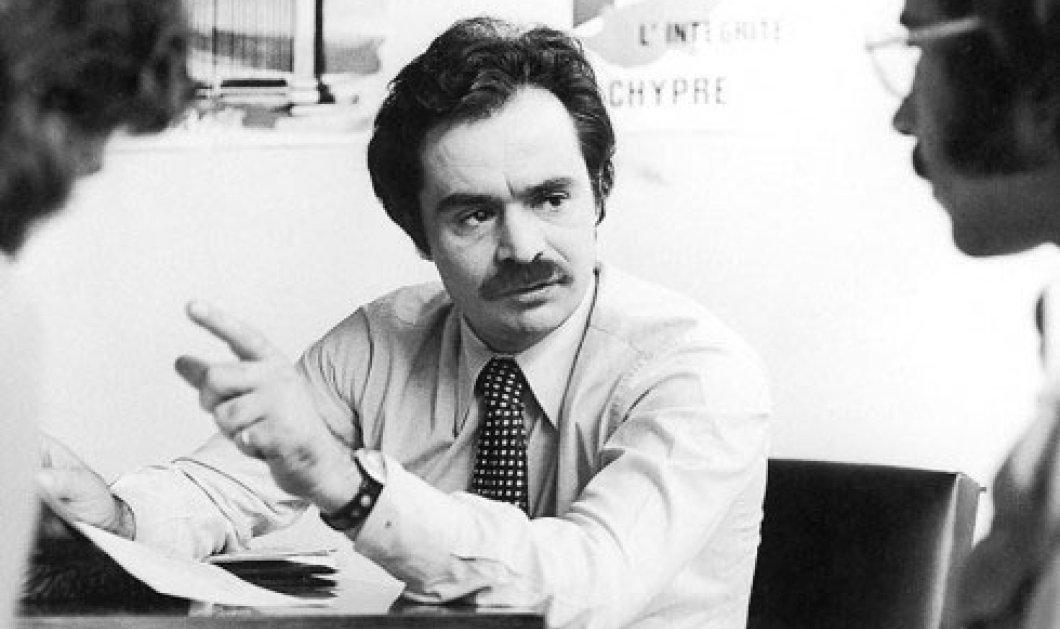 Το συγκινητικό... γράμμα ενός εκπαιδευτικού στην μνήμη του Αλέξανδρου Παναγούλη - 39 χρόνια από την Πρωτομαγιά του '76 (φωτό & βίντεο)  - Κυρίως Φωτογραφία - Gallery - Video