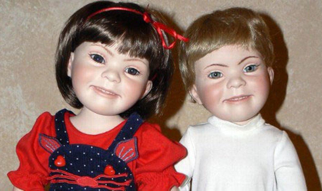 Μαμά σχεδιάζει κούκλα με σύνδρομο Down για την κόρη της! - Κυρίως Φωτογραφία - Gallery - Video