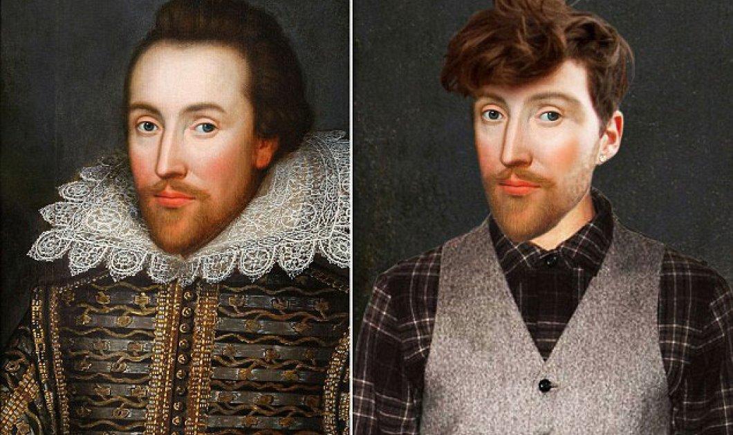 Πως θα έμοιαζε σήμερα η Μαρία Αντουανέτα, ο Σαίξπηρ, η Ελισάβετ ή ο Ερρίκος ο 8ος με botox, προσθήκη στήθους ή extensions; Μία ιστορικός δημιουργεί με φαντασία (φώτο)  - Κυρίως Φωτογραφία - Gallery - Video