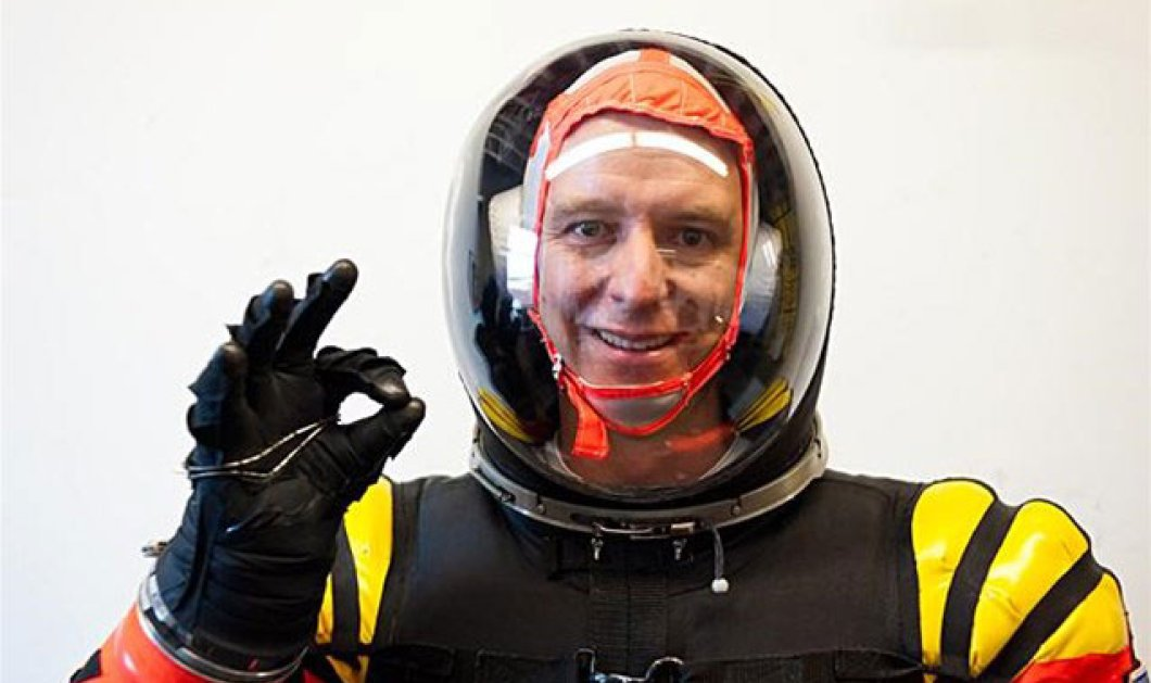 200.000 δολάρια κοστίζει η στολή για διαστημικούς τουρίστες - 1,6 εκατ. δολάρια θα φτάσει ο τουρισμός στο διάστημα! - Κυρίως Φωτογραφία - Gallery - Video