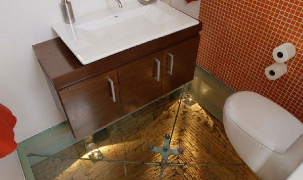 Η φωτογραφία της ημέρας - Το πιο... τρομακτικό μπάνιο στον κόσμο βρίσκεται στο Μεξικό! - Κυρίως Φωτογραφία - Gallery - Video