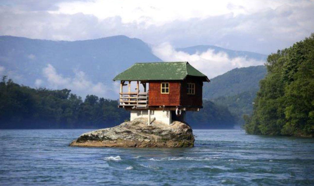 Η φωτογραφία της ημέρας - Το τέλειο σπίτι για τις διακοπές σας! - Κυρίως Φωτογραφία - Gallery - Video