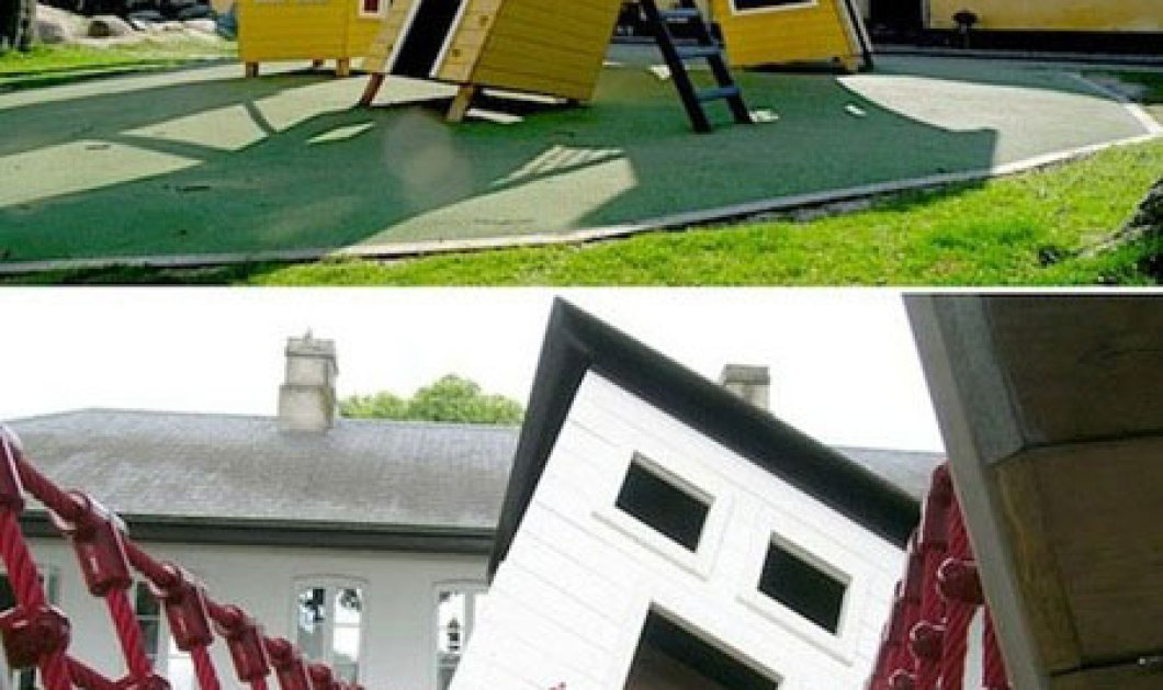 Θα ήθελα να μουν ξανά παιδί να κάνω τσουλήθρα και στις 10 φανταστικές παιδικές χαρές (εικόνες)  - Κυρίως Φωτογραφία - Gallery - Video