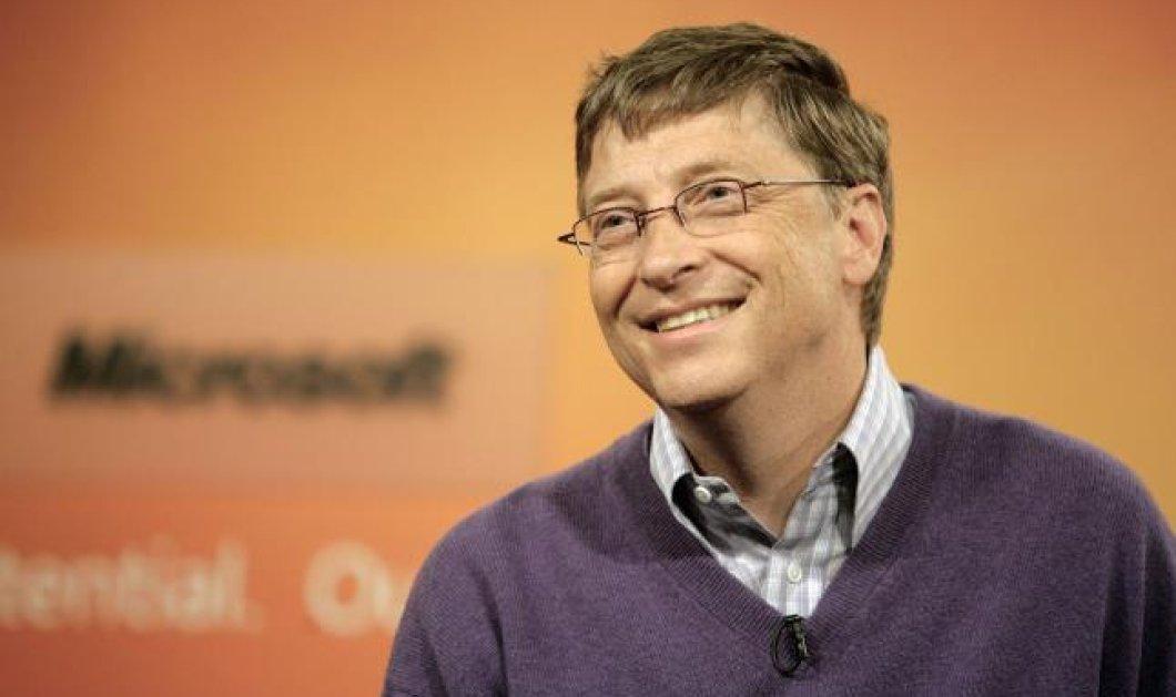 Ο Μπιλ Γκέιτς δίνει 100.000 δολάρια σε όποιον εφεύρει το προφυλακτικό νέας γενιάς που θα αυξάνει την απόλαυση - Κυρίως Φωτογραφία - Gallery - Video