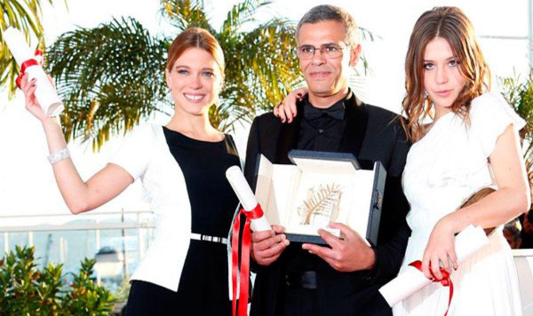 Στη «Ζωή της Αντέλ» ο Χρυσός Φοίνικας του Φεστιβάλ Καννών! - Το Βραβείο γυναικείας ερμηνείας στην Μπερενίς Μπεζό και ανδρικής στον Μπρους Ντερν! (φωτό)  - Κυρίως Φωτογραφία - Gallery - Video