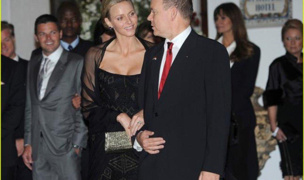 Ο Πρίγκιπας Αλβέρτος και η Πριγκίπισσα του Μονακό Σαρλήν είναι μαζί και τίποτε δεν σκιάζει τον γάμο τους! (φωτό) - Κυρίως Φωτογραφία - Gallery - Video