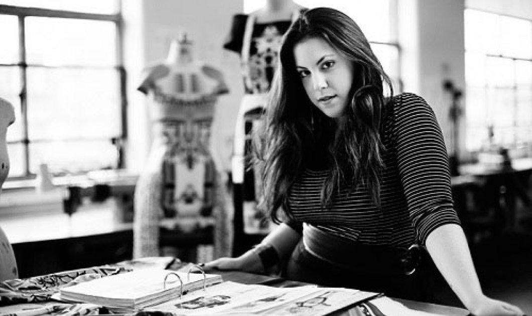 Γιατί η Μαίρη Κατράντζου, ανερχόμενο αστέρι των British Fashion Awards, είναι υποψήφια για πρόσωπο της χρονιάς και στο δικό μας blog - Κυρίως Φωτογραφία - Gallery - Video