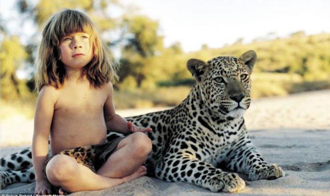 Συναρπαστική ιστορία - φανταστικές φωτογραφίες: Μία κουκλίτσα μικρούλα έζησε σαν... Μόγλης για 10 χρόνια, μεγαλώνοντας στην Αφρικανική ζούγκλα! (φωτό - βίντεο)  - Κυρίως Φωτογραφία - Gallery - Video
