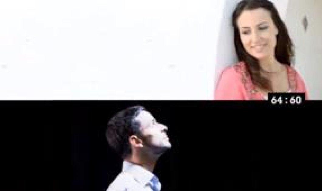 To βίντεο της ημέρας - Η ωραιότερη ιστορία αγάπης που έχει φτιαχτεί ποτέ σε ένα βίντεο 85 δευτερολέπτων!  - Κυρίως Φωτογραφία - Gallery - Video