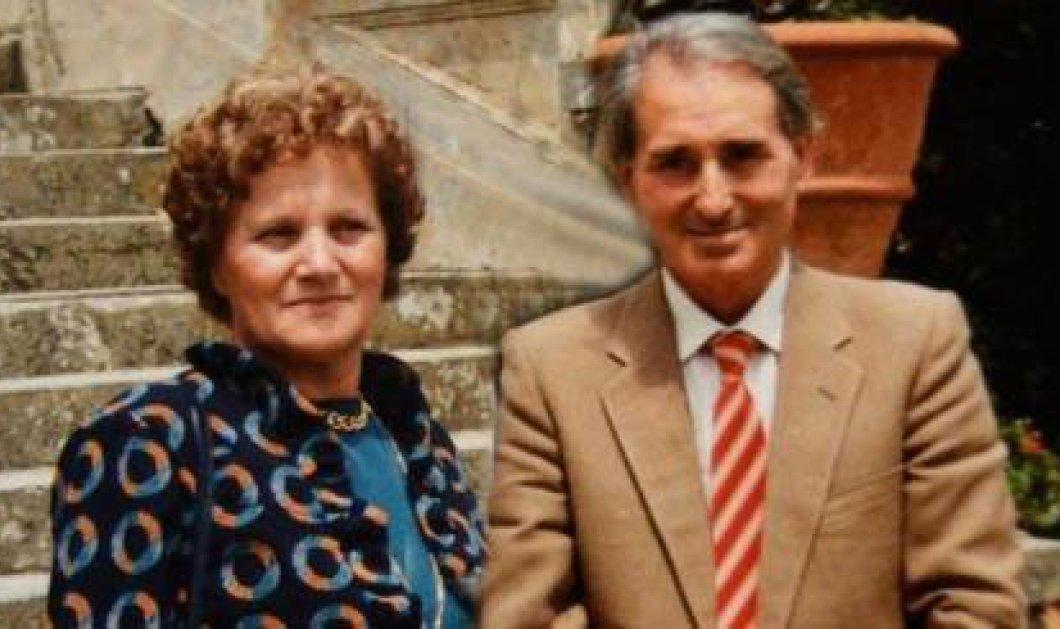 Ανακάλυψα την φωτό με το ανδρόγυνο που πέθανε την ίδια ημέρα έπειτα από 63 χρόνια γάμου! - Κυρίως Φωτογραφία - Gallery - Video