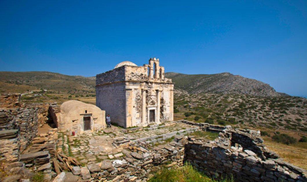 Σίκινος: Θερμή και βυζαντινή, θες να την επισκεφτείς ξανά και ξανά (φωτό) - Κυρίως Φωτογραφία - Gallery - Video