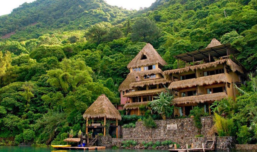 Ταξιδέψτε από το Βιετνάμ ως το Περού και μείνετε στα καλύτερα ecolodges του κόσμου - για τους «έξυπνους» ταξιδιώτες  - Κυρίως Φωτογραφία - Gallery - Video