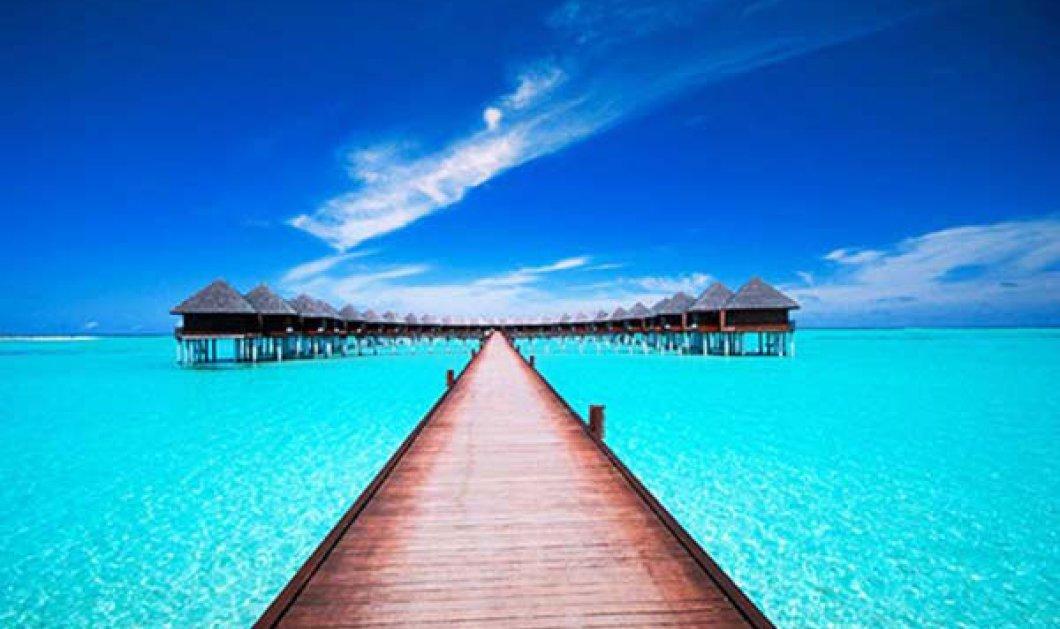 Μαλδίβες: Mία βουτιά στα τυρκουάζ νερά των δεκάδων λιλιπούτειων νησιών! (φωτογραφίες) - Κυρίως Φωτογραφία - Gallery - Video