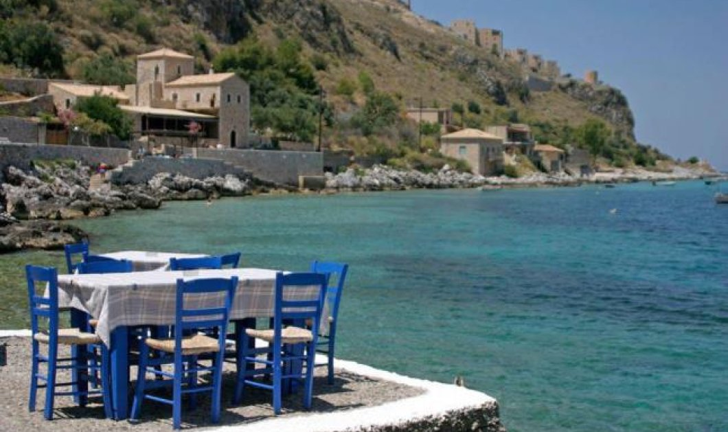Τα 20+1 καλύτερα τραπέζια δίπλα στο κύμα -από την Μονεμβασιά ως την Άνδρο και από την Λευκάδα ως την Σκιάθο  - Κυρίως Φωτογραφία - Gallery - Video