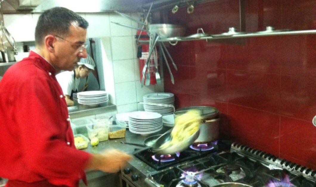 Στάθης Κουτέρης:  ήρθε από τα Άγραφα και φτιάχνει στο «Αγάνι» του το καλύτερο gourmet ψάρι της Αθήνας, «σεμνά και ταπεινά» - Κυρίως Φωτογραφία - Gallery - Video